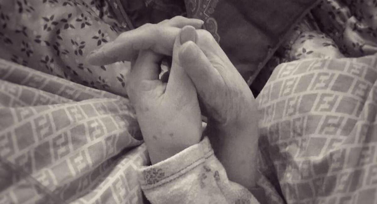 Le mani di mia madre