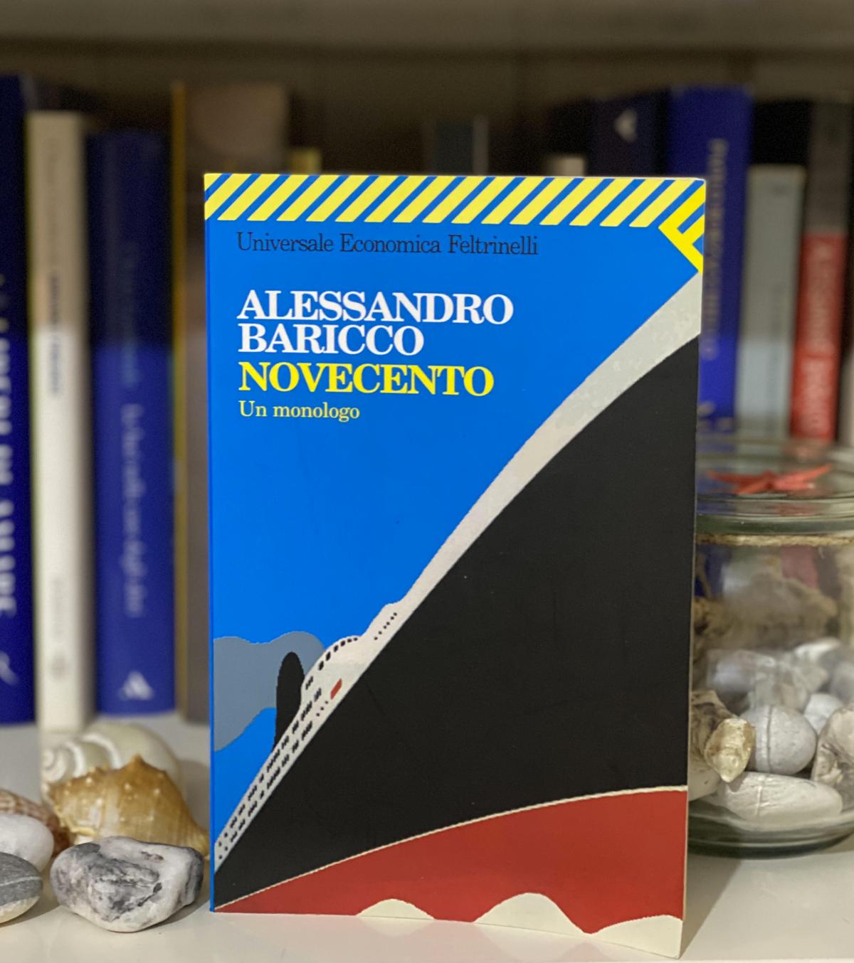 Recensione Alessandro Baricco Novecento